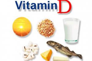 فوائد فيتامين د للجسم