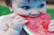 فوائد البطيخ للأطفال