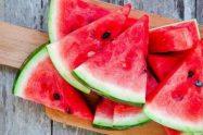 فوائد البطيخ لمرضى الضغط