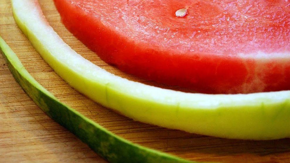 فوائد قشر البطيخ للبشرة