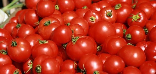 فوائد الطماطم لفقر الدم
