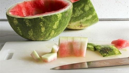 فوائد قشر البطيخ لحمو النيل