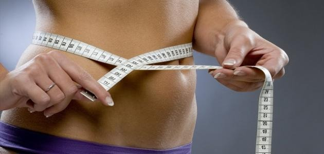 كيف اعرف ان الدهون تحترق